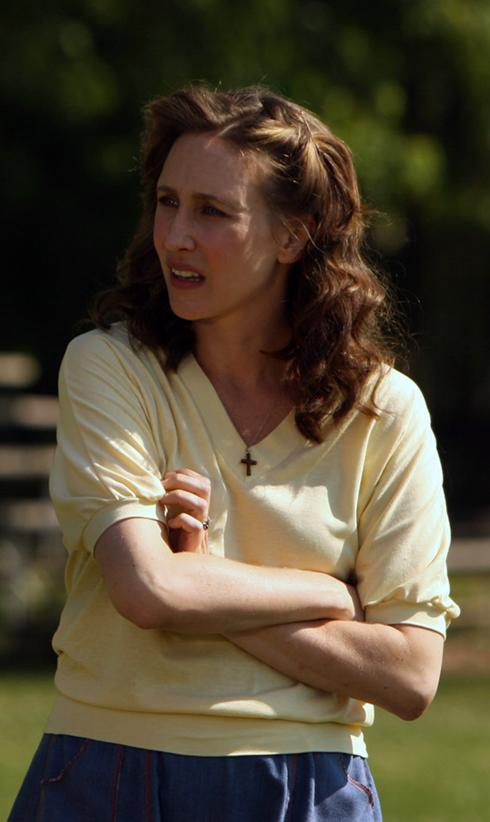 Vera Farmiga directs and stars in Higher Ground, one of the films that will be showcased at next month's Sundance Film Festival.