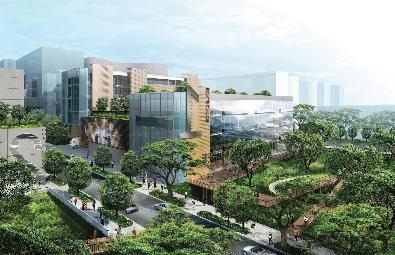 Singapore-is-building-the-huge-Mediapolis1