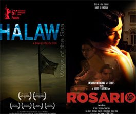 Acclaimed Filipino films 'Halaw' and 'Rosario' make it to the prestigious Shanghai International Film Festival