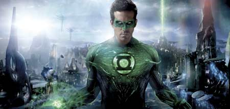 'Lantern' earns US$52.7 mil
