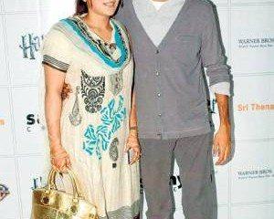 Aishwarya and Dhanush