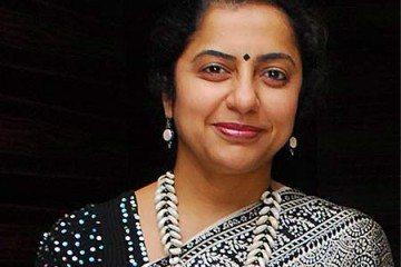 Actress Suhasini Manirathnam- Express photo by PO Anand Kumar