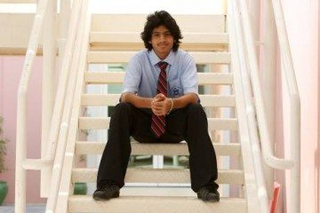 Ethan D'Souza, a pupil at the Winchester School, is shortlisted for the Tony Blair Faith Foundation short film award