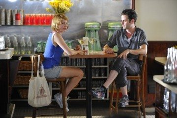 Michelle Williams and Luke Kirby star in Take This Waltz