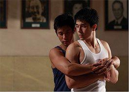 Paulo Avelino and Rocco Nacino in 'Ang Sayaw ng Dalawang Kaliwang Paa'