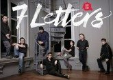 """7 Letters"" Directors from left to right: Kelvin Tong, Eric Khoo, K Rajagopal, Royston Tan, Tan Pin Pin, Boo Junfeng, and Jack Neo. Image Source: Channel News Asia"