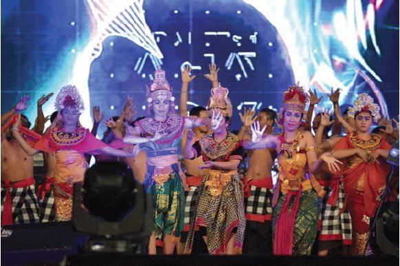 GWK Cultural Dancers (Indonesia)