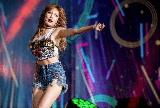 Hyuna (South Korea)