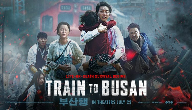 Train to Busan & Zombi Ekspresi