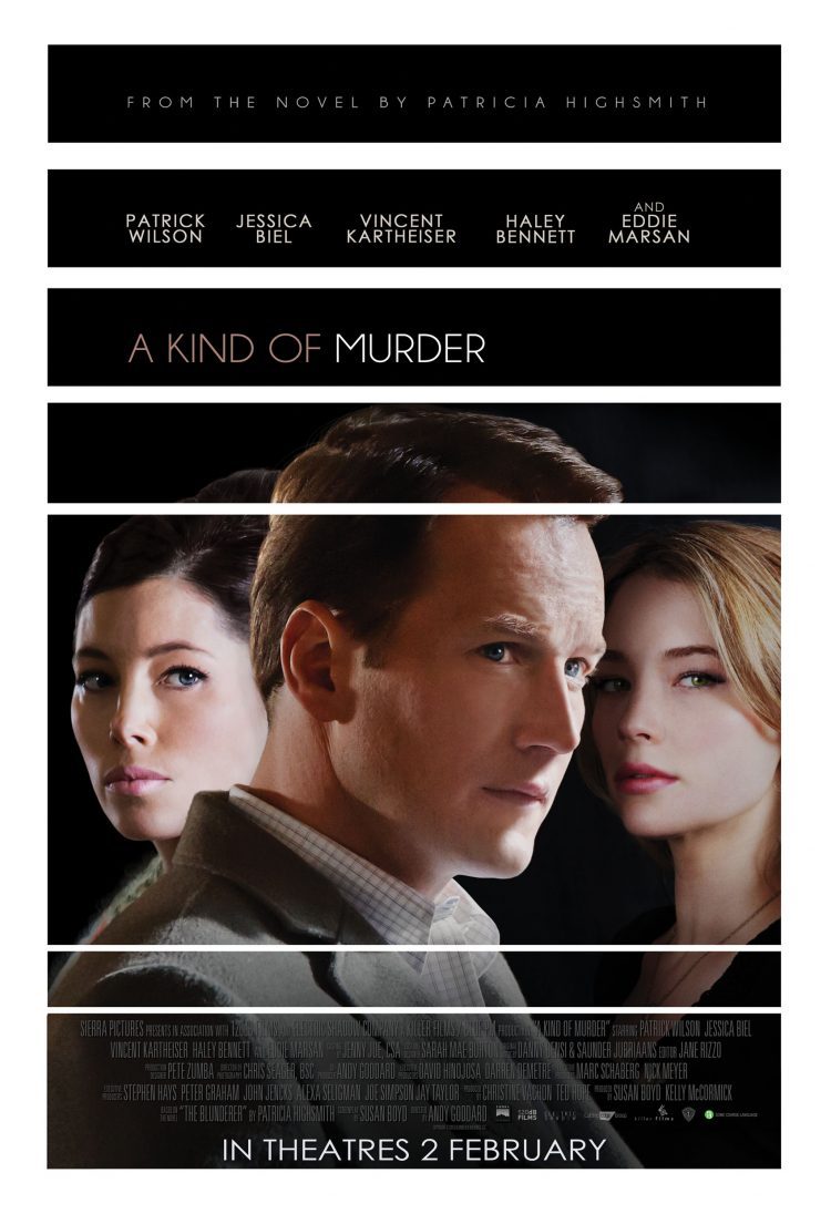 A Kind Of Murder_A4 Poster