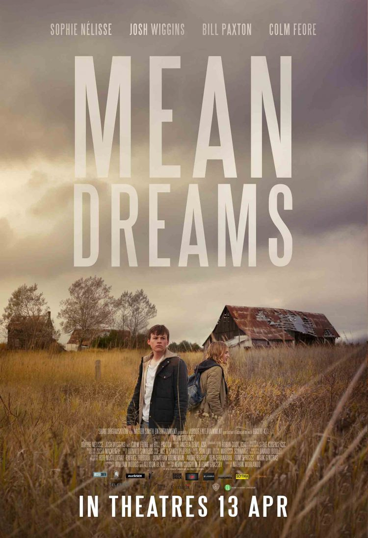 Mean Dreams_A4 Poster