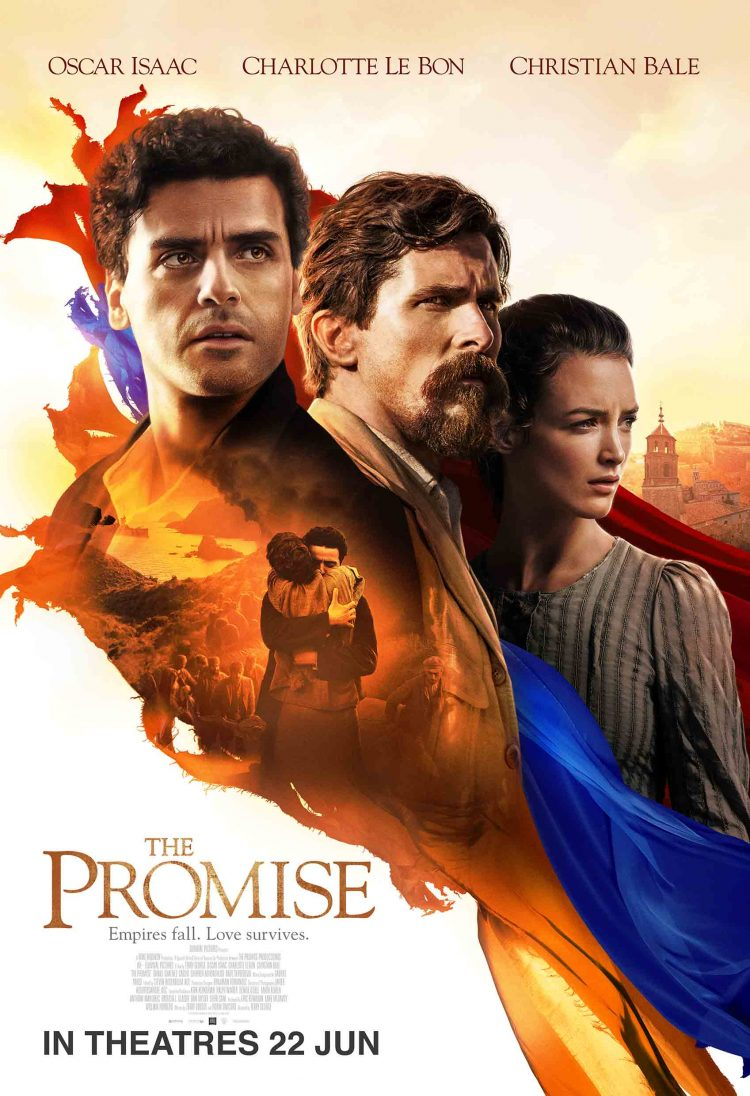 The Promise_A4 Poster