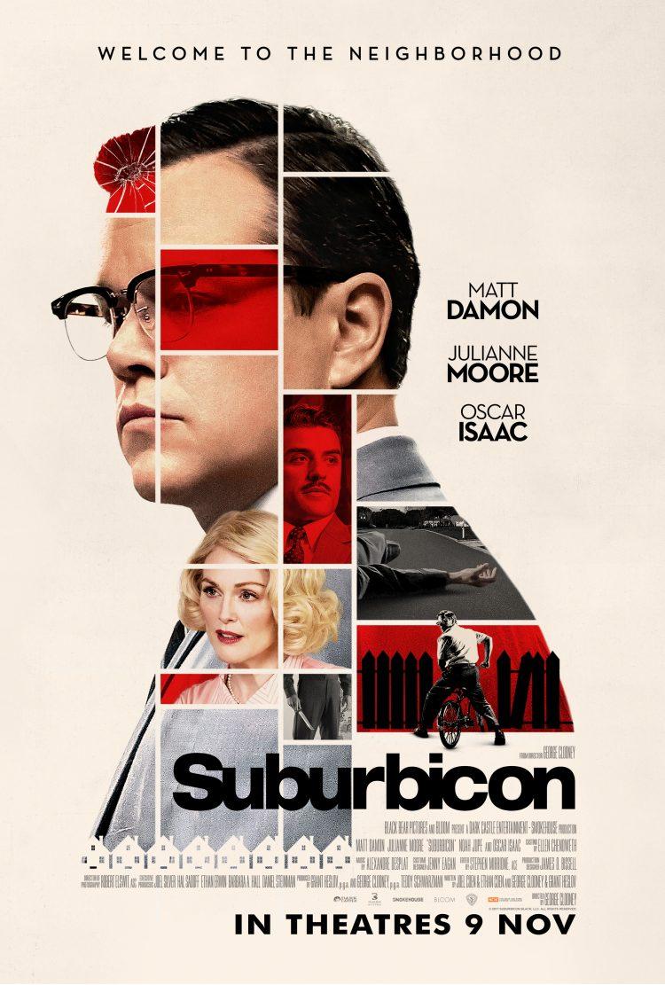 Suburbicon_A4-poster (1)