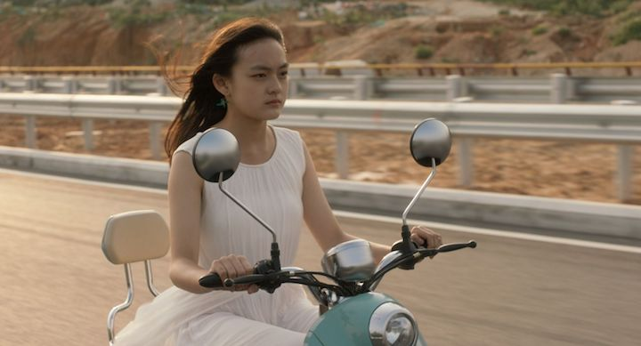 Vicky Chen, nominee for the Best Leading Actress at the 54th Golden Horse Awards, plays Mia in Angels Wear White, which is set to open the 28th Singapore International Film Festival on 23 November 2017
