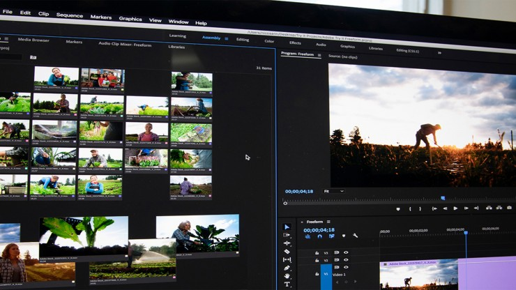 NEWS: Adobe Aims to Refine Video Workflows with New Premiere